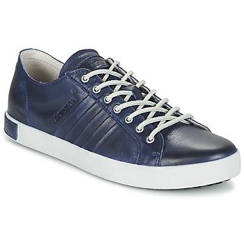 Zapatos Hombre Zapatillas bajas Blackstone JM11 Marino