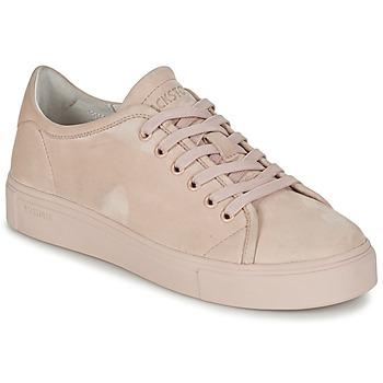 Zapatos Mujer Zapatillas bajas Blackstone NL33 Rosa