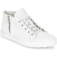 Zapatos Mujer Zapatillas altas Blackstone NL35 Blanco