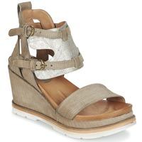 Zapatos Mujer Sandalias Mjus APRIL Topotea / Plateado