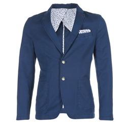 textil Hombre Chaquetas / Americana Benetton MASKIOL Marino