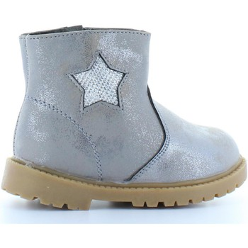 Zapatos Niña Botines Happy Bee B167590-B1153 Gris