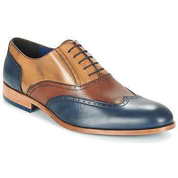 Zapatos Hombre Richelieu Brett & Sons ROLIATE Marrón / Beige / Azul