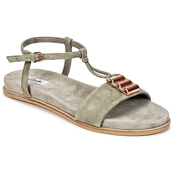Zapatos Mujer Sandalias Clarks AGEAN COOL Gris