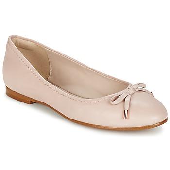Zapatos Mujer Bailarinas-manoletinas Clarks GRACE LILY Rosa