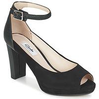 Zapatos Mujer Sandalias Clarks KENDRA ELLA Negro