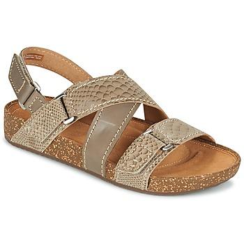 Zapatos Mujer Sandalias Clarks ROSILLA ESSEX Marrón