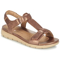Zapatos Mujer Sandalias Clarks UN HAYWOOD Bronce