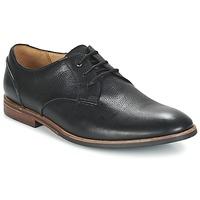 Zapatos Hombre Derbie Clarks BROYD WALK Negro