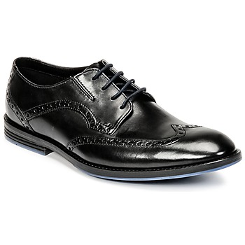 Zapatos Hombre Derbie Clarks PRANGLEY LIMIT Negro