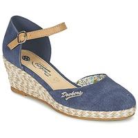 Zapatos Mujer Sandalias Dockers by Gerli AFINOUDE Azul
