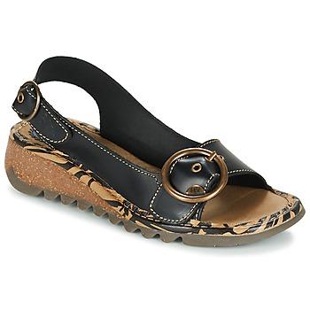 Zapatos Mujer Sandalias Fly London TRAMFLY Negro