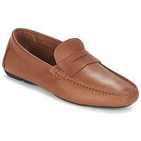 Zapatos Hombre Mocasín Heyraud ELIOTT Marrón