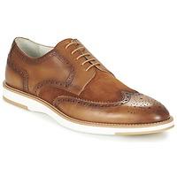 Zapatos Hombre Derbie Heyraud ETIENNE Marrón