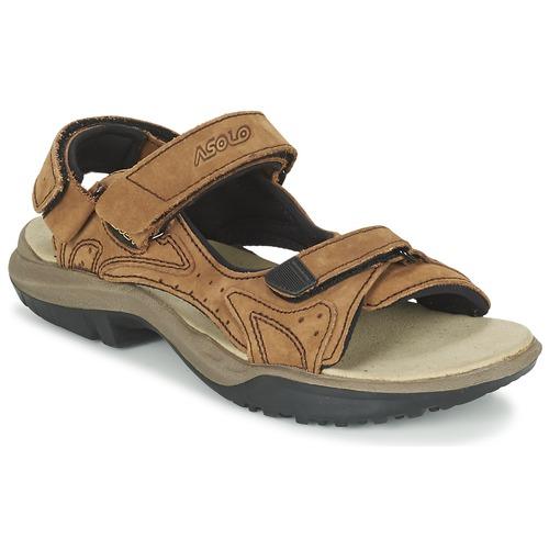 Recortes de precios estacionales, beneficios de descuento Asolo METROPOLIS Marrón - Envío gratis Nueva promoción - Zapatos Sandalias de deporte Hombre  Marrón
