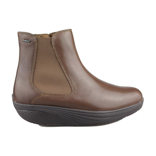 Zapatos Mujer Botines Mbt ES  ARUSI 6S W MARRON