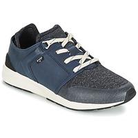 Zapatos Hombre Zapatillas bajas Levi's BLACK TAB RUNNER Azul