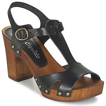 Zapatos Mujer Sandalias Lola Espeleta NICIA Negro