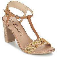 Zapatos Mujer Sandalias Lola Espeleta GIULIA COGNAC