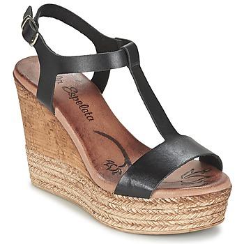 Zapatos Mujer Sandalias Lola Espeleta PATSY Negro