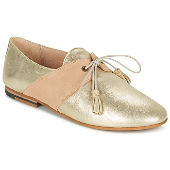 Zapatos Mujer Derbie M. Moustache MARTINE Oro