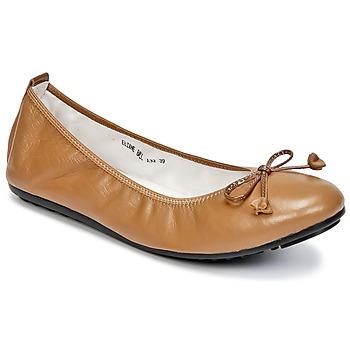 Zapatos Mujer Bailarinas-manoletinas Mac Douglas ELIANE Marrón