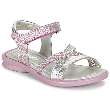 Zapatos Niña Sandalias Mod'8 JELGUY2 Rosa