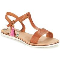 Zapatos Mujer Sandalias Coolway MONKY Marrón