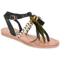 Zapatos Mujer Sandalias Coolway MELROSE Negro