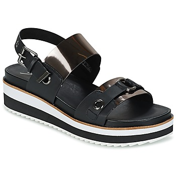 Zapatos Mujer Sandalias Coolway DOLPHIN Negro
