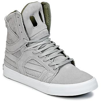 Zapatos Zapatillas altas Supra SKYTOP II Gris