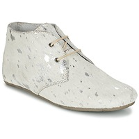 Zapatos Mujer Botas de caña baja Maruti GIMLET Blanco / Plateado