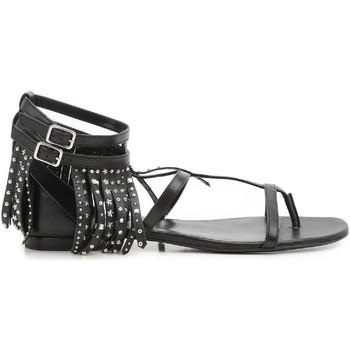 Zapatos Mujer Sandalias Saint Laurent 416400 B3400 1000 nero