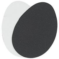 Accesorios Complementos de zapatos Famaco Patins d'usure T3 noir Negro