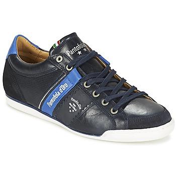 Zapatos Hombre Zapatillas bajas Pantofola d'Oro SAVIO ROMAGNA UOMO LOW Azul