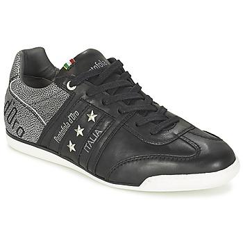Zapatos Hombre Zapatillas bajas Pantofola d'Oro IMOLA FUNKY UOMO LOW Negro