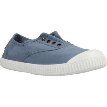 Zapatos Mujer Tenis Victoria 06627 Azul