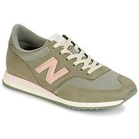 Zapatos Mujer Zapatillas bajas New Balance CW620 Kaki