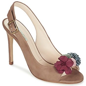 Zapatos Mujer Sandalias Paco Gil BRAZIL Marrón