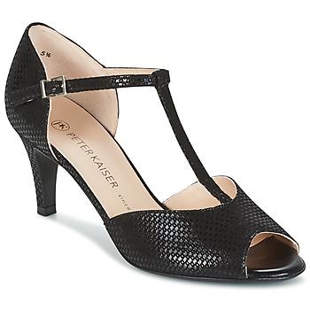 Zapatos Mujer Sandalias Peter Kaiser NELA Negro