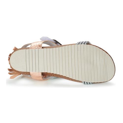 Sandalias Regard Zapatos Rabalu Serpiente Mujer BlancoBeige MGqzUVSp