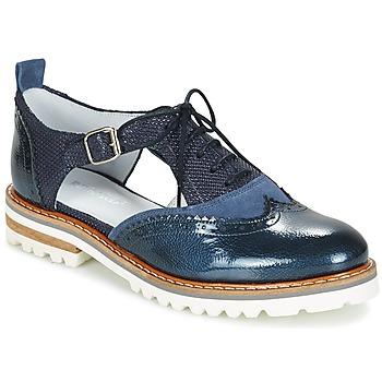 Zapatos Mujer Derbie Regard ROAXI Azul