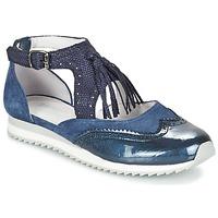 Zapatos Mujer Bailarinas-manoletinas Regard RULAMI Azul