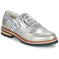 Zapatos Mujer Derbie Regard ROAXA Plata