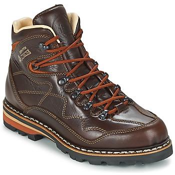 Zapatos Hombre Zapatillas altas Meindl KLOSTERS IDENTITY Marrón