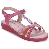 Zapatos Niña Sandalias Agatha Ruiz de la Prada BINETTE Rosa