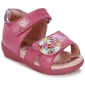 Zapatos Niña Sandalias Agatha Ruiz de la Prada BOUTICHEK Rosa