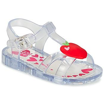 Zapatos Niña Sandalias Agatha Ruiz de la Prada BOULINETTE Blanco