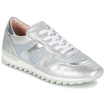Zapatos Niña Zapatillas bajas Unisa DAYTONA Plateado