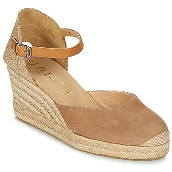 Zapatos Mujer Sandalias Unisa CACERES Marrón